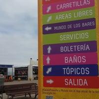 Photo taken at Mistura Perú by Dora Lucia V. on 9/4/2014