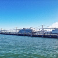 Photo taken at Ferry Landing by Teresa L. on 1/6/2014
