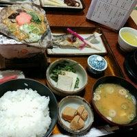 Photo taken at お食事の庵 基太の庄 by Kangie A. on 11/1/2016