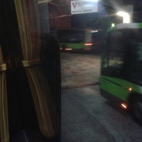 Photo taken at Estación de Autobuses de Vigo by Ricky P. on 11/21/2013