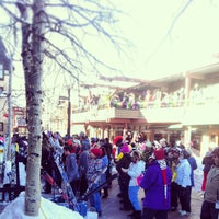 Photo taken at Snowmass Village Mall by Quinton M. on 2/12/2013