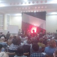 Photo taken at Gimnazjum nr 103 by Andriy A. on 12/15/2014