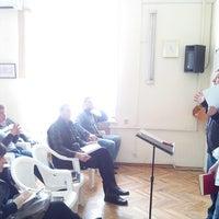 Photo taken at Тбилиская Церковь Христа by Andriy A. on 3/24/2013