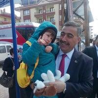 Photo taken at MHP PURSAKLAR ILCE TESKILATI by Erol T. on 3/19/2014