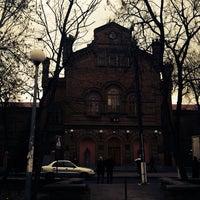 Photo taken at Бердянский государственный педагогический университет by Marina S. on 12/3/2013
