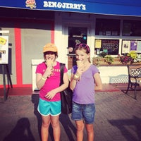 Photo taken at Ben & Jerry's by Paul L. on 7/18/2014