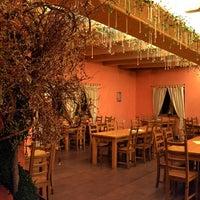 Photo taken at Restaurace Na Koupališti by Helena K. on 11/13/2013