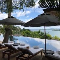 Photo taken at Andara Resort Villas Phuket by Kom R. on 9/13/2017