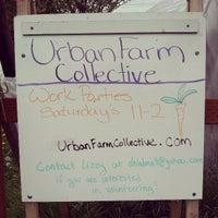 Photo taken at Urban Farm Collective by Zaq M. on 4/18/2013