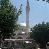 Photo taken at Tahsinağa Camii by Kazim G. on 6/15/2017