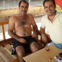 Photo taken at Hamza Balık Restaurant by Sedat E. on 7/28/2014