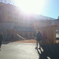 Photo taken at Piazza del Sole by matteo u. on 11/30/2016