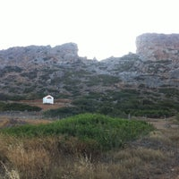 Photo taken at Ancient Falasarna by Max T. on 6/11/2016