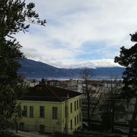 Photo taken at Pyrros Square by ΓΕΡΟΣ on 1/26/2015