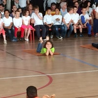 Photo taken at Ecole Maternelle Balizy Gravigny by Lionel G. on 6/29/2014