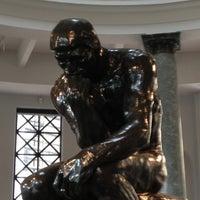 Photo taken at Rodin Sculpture Garden by Marie C. B. on 10/10/2012