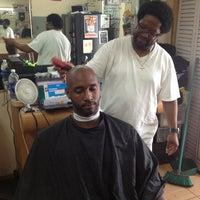 Photo taken at Get Down Barber Shop by Derrick J on 5/24/2013