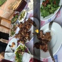 Photo taken at Çınaraltı Restaurant by Ertuğrul K. on 5/7/2016