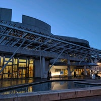 Photo taken at Scottish Parliament by Iain M. on 1/14/2017