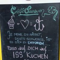 Photo taken at Café Einraum by sandra b. on 8/17/2016