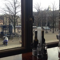 Photo taken at Nieuwe of Littéraire Sociëteit De Witte by Sander S. on 4/2/2015