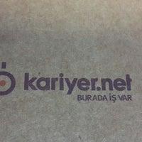 Photo taken at Kariyer.net by Adem D. on 7/17/2014