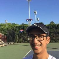 Photo taken at Court 7 - USTA Billie Jean King National Tennis Center by Ronald D. on 5/23/2015