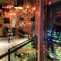Photo taken at Duck & Waffle by Eka V. on 3/26/2013