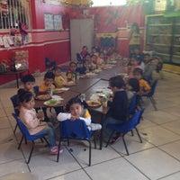 Foto tomada en COLEGIO ANGLO MEXICANO por Lila T. el 1/24/2014