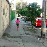 Photo taken at Rua Tenente Costa - Meier by Cláudio F. on 6/19/2014