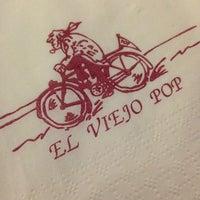 Foto tomada en El Viejo Pop por Sergio G. el 8/31/2013