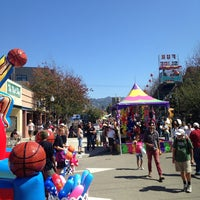 Photo taken at Solano Avenue by Jonathan A. on 9/14/2014