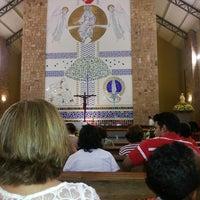 Photo taken at Paróquia Nossa Senhora da Conceição by Cristiane R. on 12/24/2013