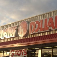 Photo taken at Family Dollar by Shane W. on 12/3/2013