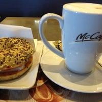 Photo taken at McCafe by Ramón on 3/16/2013