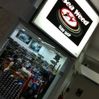 Photo taken at Sea Weed Surf Shop by Fred B. on 12/20/2013