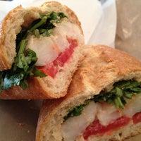 Photo taken at City Sandwich by Kirsten P. on 6/15/2013