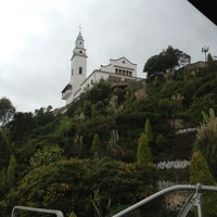 Photo taken at Monserrate by Kirsten P. on 7/5/2013