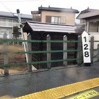 Photo taken at Kiriishi Station by suchan 0. on 12/22/2016