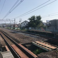 Photo taken at Ino Station by suchan 0. on 9/9/2017