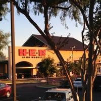 Photo taken at H-E-B by David S. on 8/14/2013