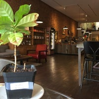 Photo taken at Limestone Coffee Company by Juan F. on 10/17/2015