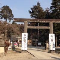 Photo taken at 乃木神社 by Osamu T. on 1/25/2015