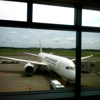 Photo taken at NRT Terminal 2 by Masayuki F. on 7/3/2013