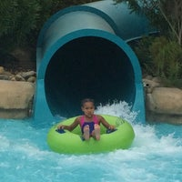 Photo taken at Aquatica San Diego, SeaWorld's Water Park by Marques E. on 6/21/2016