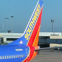 Photo taken at BWI Southwest Airlines by Marques E. on 6/2/2013