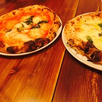 Photo taken at pizzeria Due Sette by Mariko K. on 8/23/2015