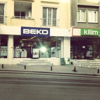 Photo taken at melil ticaret beko by Müjgan E. on 2/11/2014