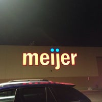 Photo taken at Meijer by John G. on 9/21/2014