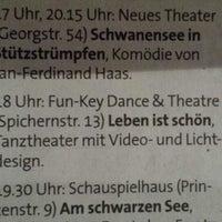 Das Foto wurde bei Fun-Key Dance & Theatre von Kirsten E. am 11/28/2013 aufgenommen